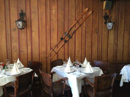Portillo Hotel : Restaurante