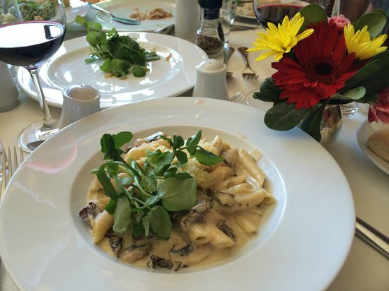Portillo Hotel : Hummm delicioso..