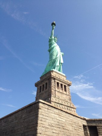 Statue Cruises: Lady Liberty