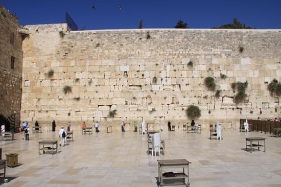 Mur des lamentations : de klaagmuur