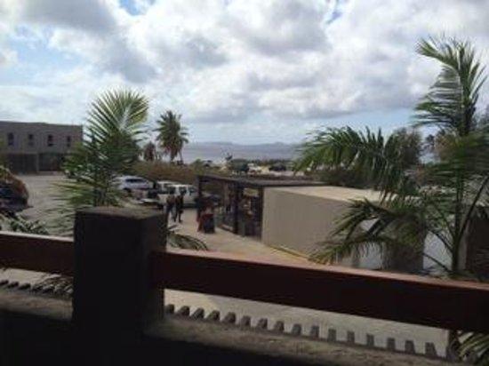 Eden Beach Resort: View from my room