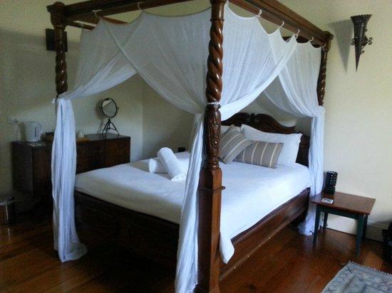 Arcadia House: Seafarers room