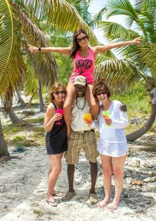Eleuthera Tours: Donald was such an amazing host!