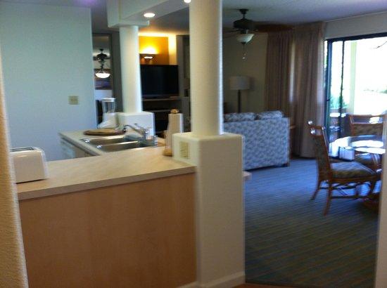 Kauai Beach Villas: Bldg A14  1Bedroom & 2 full Baths