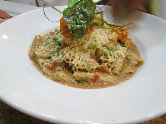 Belio Restaurant: Pasta Rigatoni