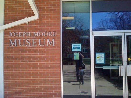 Joseph Moore Museum: .