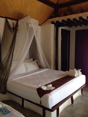 Anankhira Villas: Schlafzimmer Miltonia Villa