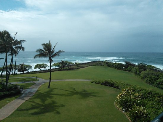 Turtle Bay Resort : view from room