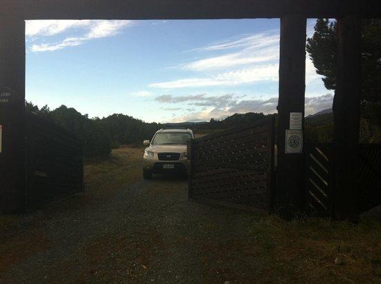 Takaro Lodge: Welcome to Pure Nature