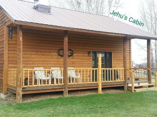 Elijah's Rest Cabins & Breakfast : Great food here.