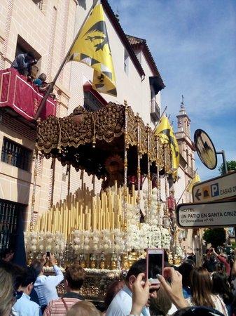Bar Carmela de Santa Maria la Blanca: de regular