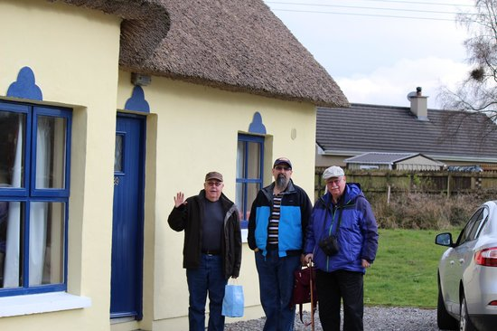 Old Killarney Cottages: our home away from home