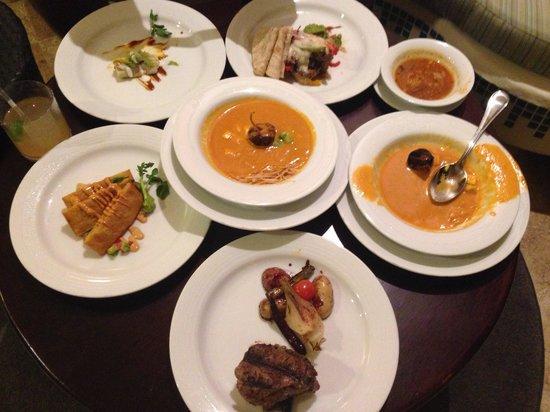 Secrets Maroma Beach Riviera Cancun: Mexican food
