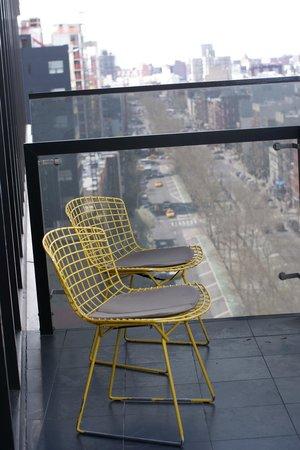 SIXTY LES: Balcony