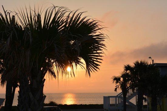 Flagler Beach Motel : Sunrise