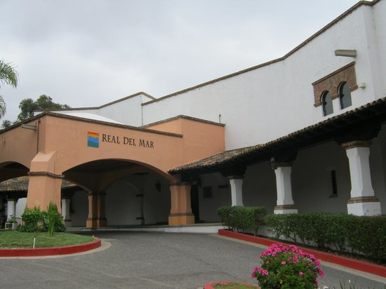Real del Mar Golf Resort : entrada al lobi