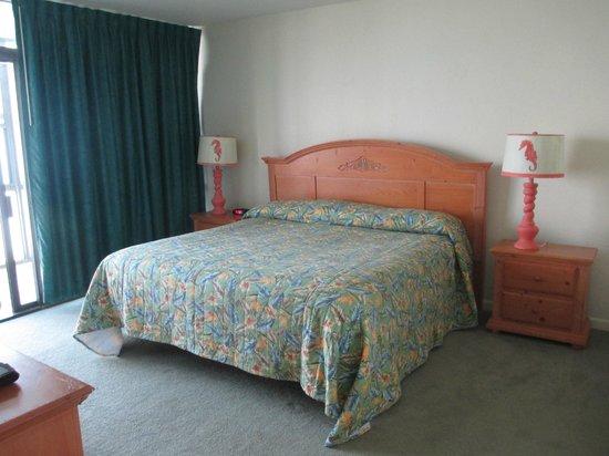 Sea Ranch Resort: Master bedroom