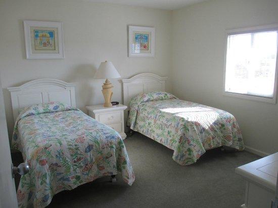 Sea Ranch Resort: The second bedroom