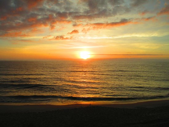 Sea Ranch Resort : Another sunrise view
