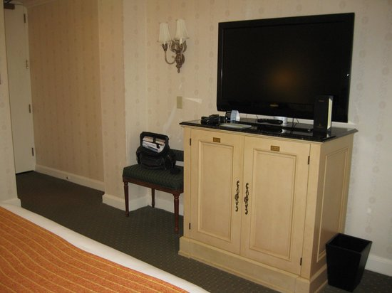 Royal Sonesta New Orleans : other picture from room on the 5th floor