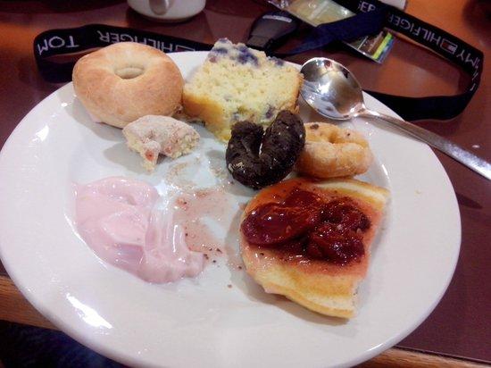 Rosen Inn: café da manhã