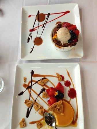 Seviche A Latin Restaurant : Dessert