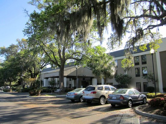 Hampton Inn Beaufort : Nice hotel