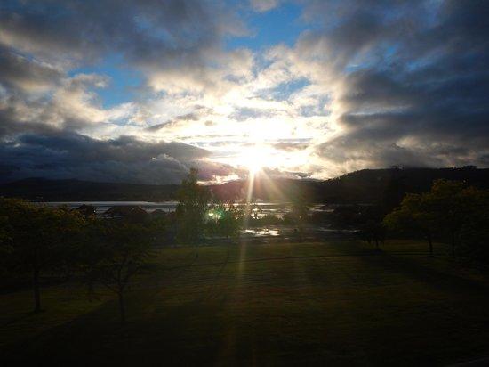 Millennium Hotel Rotorua: Lake Rotorua