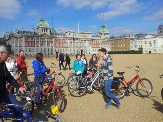 Fat Tire Bike Tours - London: Fat Tire Bike Tour - London
