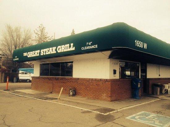 The Great Steak: Great steak grill