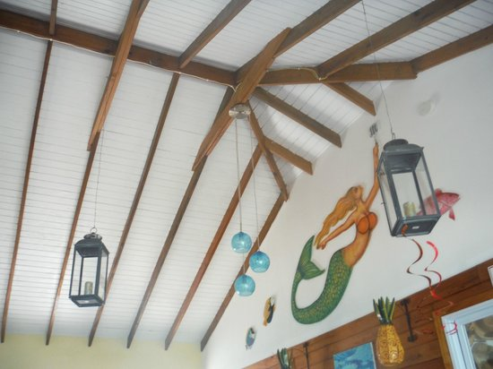 The Ocean Dream Beach Resort: Interior