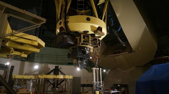 Lick Observatory: The biggest and most modern telescope (mirrors)
