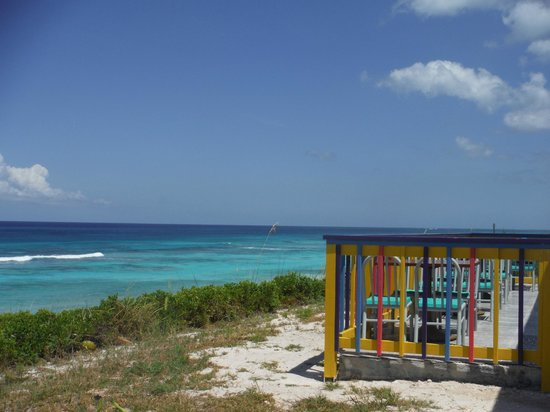 The Ocean Dream Beach Resort: Outside seating
