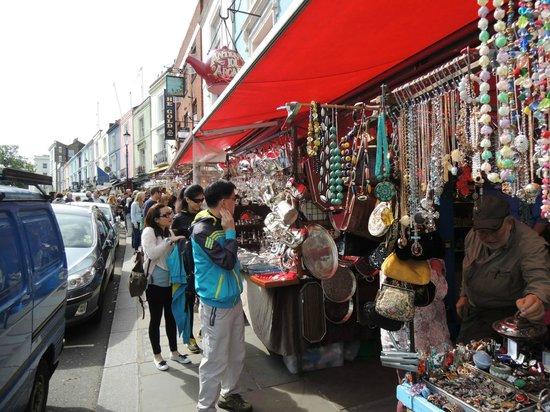 Portobello Road Market: Stallsssssssssssssssssssssssssssssssssssss