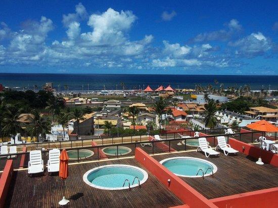 Sol Bahia Sleep: Vista do apartamento