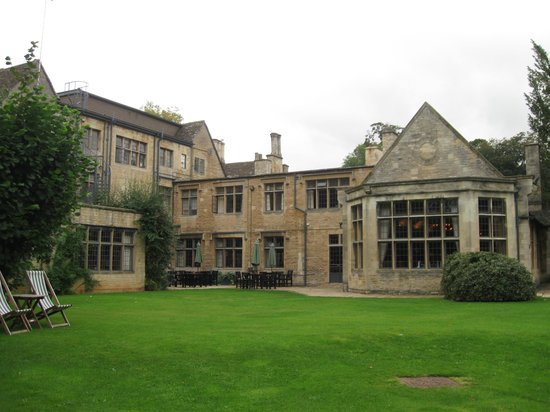 The Hare and Hounds Hotel: At its best