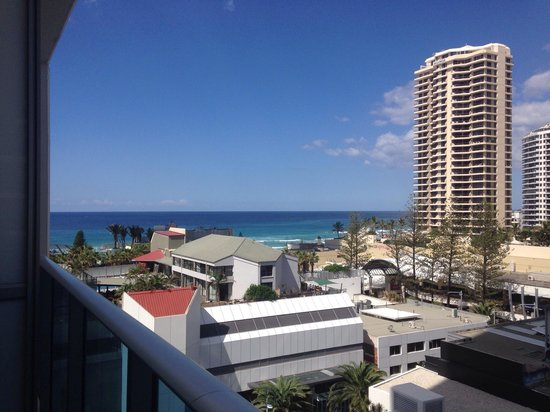 Hilton Surfers Paradise: Our view