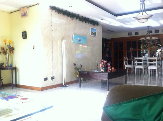 Casa Ramirez: Salón