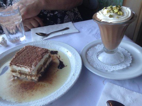 Cafe Citti: Delicious Ravioli's