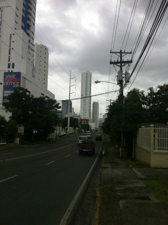 Casa Ramirez : Vista de una calle cercana