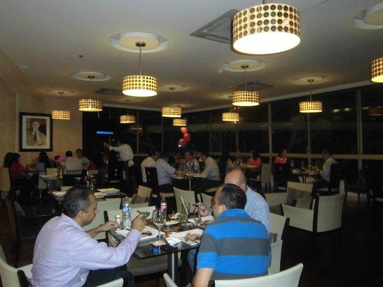 Rodizio Do Sul: Ambiente familiar