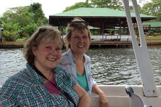 Mawamba Lodge : Enjoying the canals of Tortuguero!