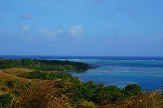 Guam, Mariana Islands: 頂上からの景色