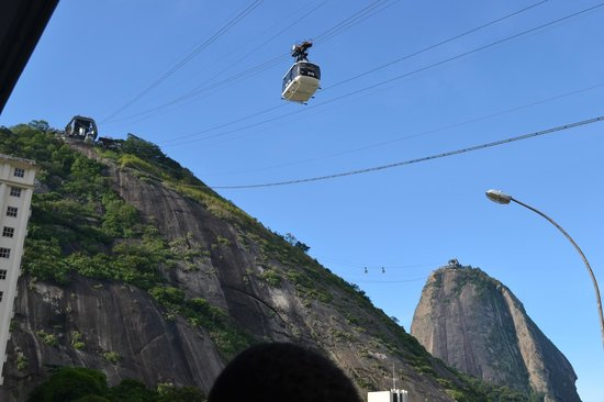 Morro da Urca: Bondinho