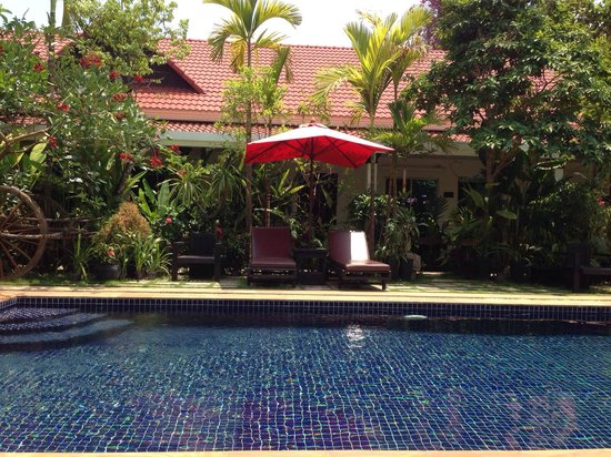 The Moonite Boutique Hotel: Beautiful pool