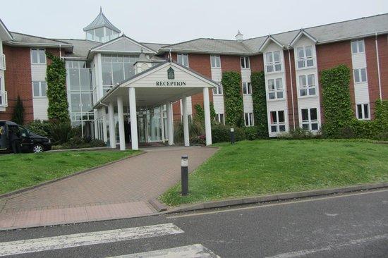 Arden Hotel & Leisure Club: Front