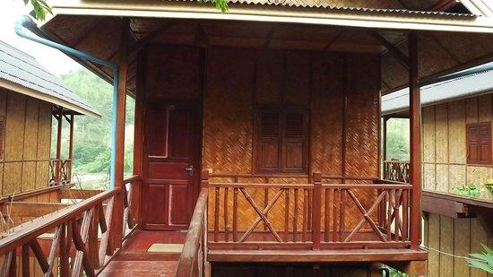 Mekong Riverside Lodge: Bungalow