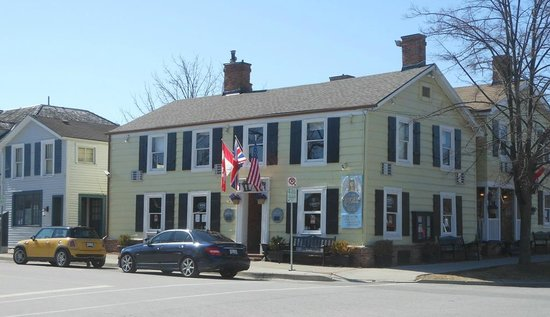 The Olde Angel Inn: Olde Angel Inn 4-26-2014