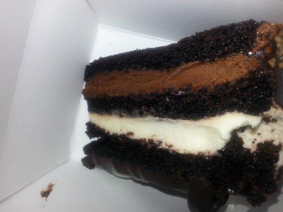Texas de Brazil: Chocolate Cake