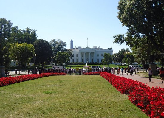 White House: Lejos